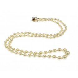 Pearl necklace - 55 cm