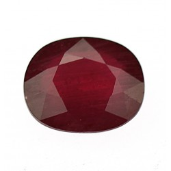 Loose stone - Ruby 2,98 ct