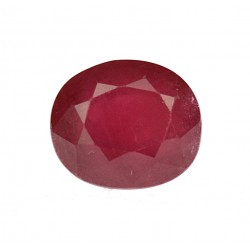 Loose stone - Ruby 2,93 ct