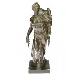 Bronzová socha - Achilles a...