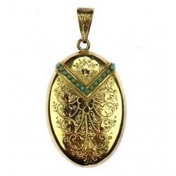Austro-Hungarian medallion...
