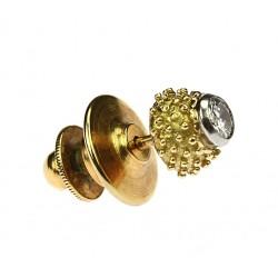 Decorative pins with diamond