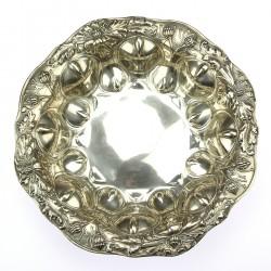 Stříbrná mísa - Alvin USA 1890