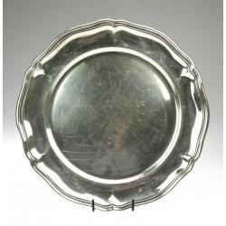 Silver tray - Denmark 1946,...