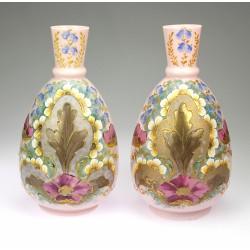 Dekorativní párové vázy