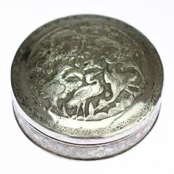 Stříbrná dóza - Irán