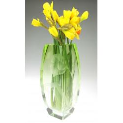 Art Nouveau vase Moser