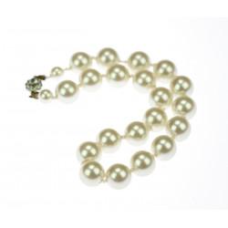 Bižutérní perlové korále