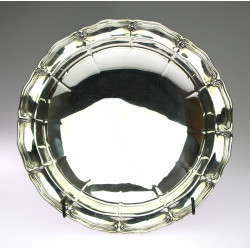 Art-deco silver bowl Gorham