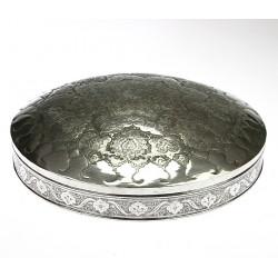 Velká stříbrná dóza - Írán