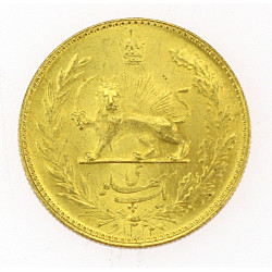 Gold coin - Persia