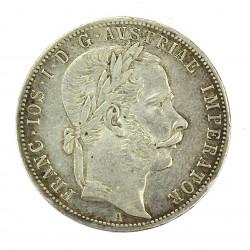 Stříbrná mince - František...
