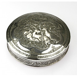Stříbrná dóza - Írán