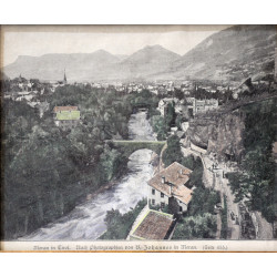 Merano v Tyrolsku