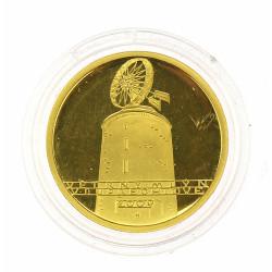 Zlatá mince - Větrný mlýn v Ruprechtově