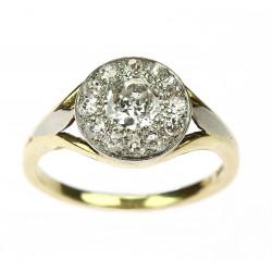 Prvorepublikový prsten se...