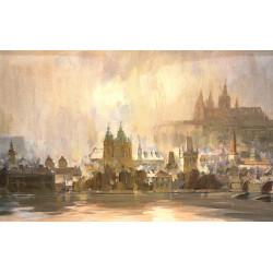 Jan Kreuz, Prague