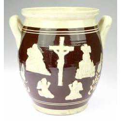 Sádelník - keramika