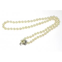 Perlová šňůra - akoya