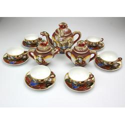 Porcelánový servis - Čína