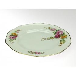 Porcelánový talířek -...