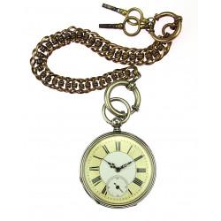 Klíčové kapesní hodinky