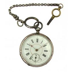 Dvouplášťové kapesní hodinky