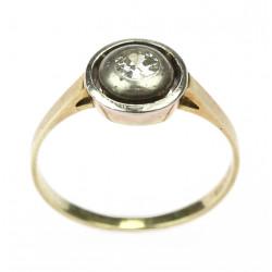 Zlatý prsten se...