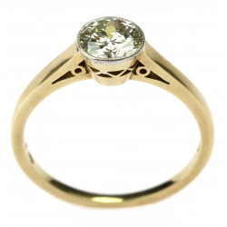 Prvorepublikový prsten s...