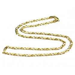 Zlatý řetízek - 61 cm