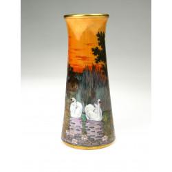 Porcelain vase - Dresden
