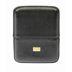 Leather cigarette case -...