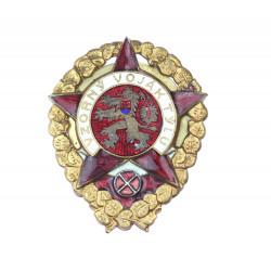 Čestný odznak - Vzorný...