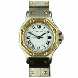 Ladies watch - Cartier Santos Octagon