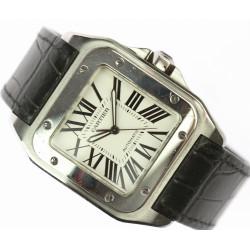 Wristwatch - Cartier Santos 100