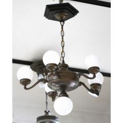 5-arm chandelier