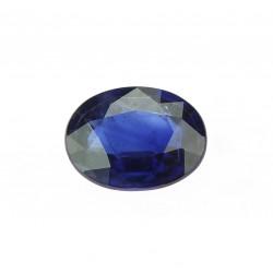Oval cut sapphire - 1,453 ct
