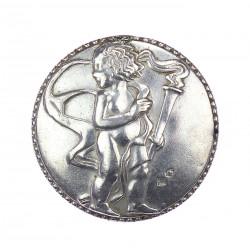 Silver brooch - Wiener...