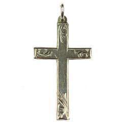Stříbrný křížek