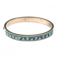 Bracelet with mosaic