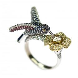 Zlatý prsten - Kolibřík