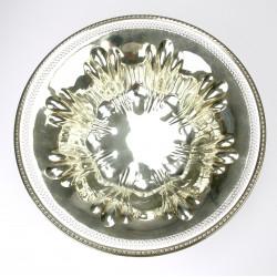 Stříbrná miska - Alvin USA...