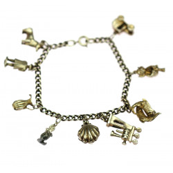 Silver bracelet - beggar