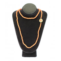 Necklace with sea coral -...