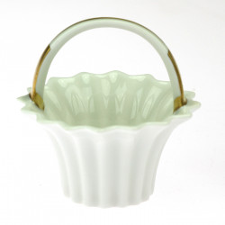 Porcelain Basket - Thomas...