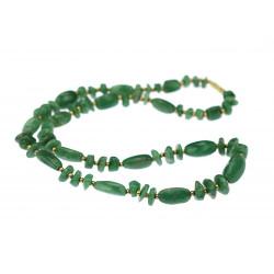 Beads with aventurine