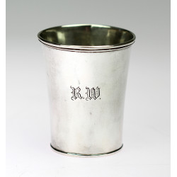 Silver cup, 1st half of the...