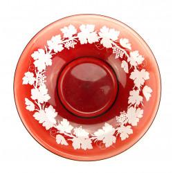 Glass plate - Egermann,...