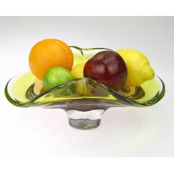 Metallurgical glass bowl,...