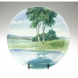 Decorative Rosenthal plate,...
